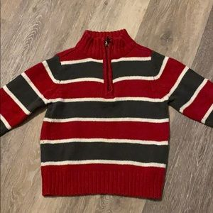 Boys 9-12 month sweater . The children's place .